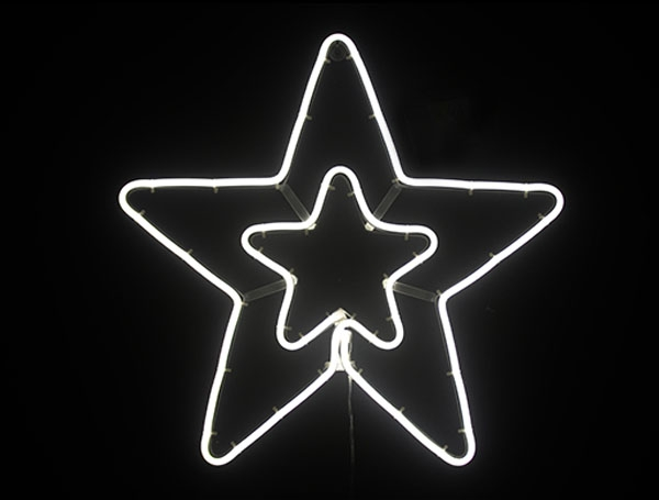 Double star white