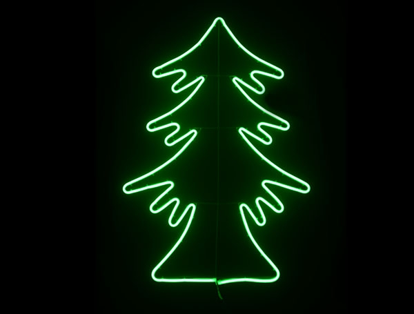 The Christmas tree 2