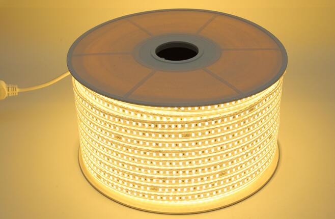 Flexible lamp tape